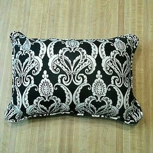 Other - Decorative Pillow Throw Scroll Boho 18X12